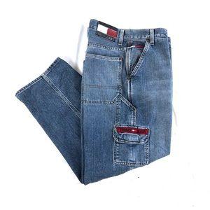 Tommy Hilfiger carpenter painter jeans size 30